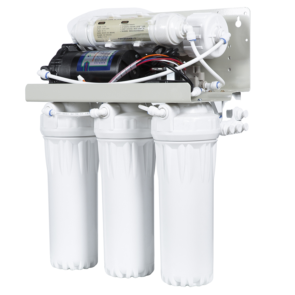 RO water filter system TN-RO75-12A