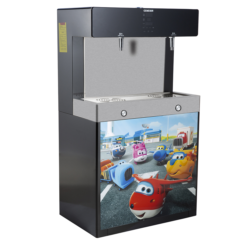 School/Kindergarten RO direct drinking Warm Water Dispenser YSJ-2WF18